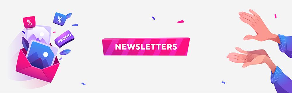 Newsletter de sucesso